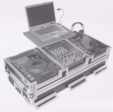 Rent DJ equipment and dj lighting package Pioneer CDJ-2000 CD Turntable Pioneer CDJ-1000 mk3 Pioneer CDJ-100S