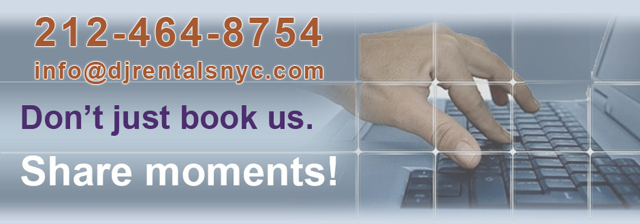 AV NYC is your DJ store New York and AV production company, that AV equipment installation.